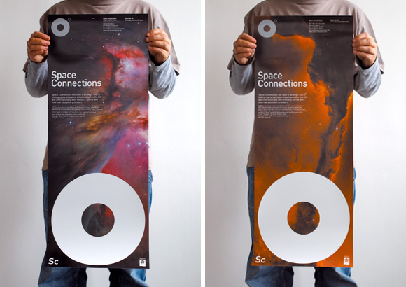 B #print #space #poster