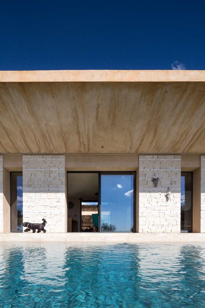 Casa ECS in Sicily, Giuseppe Gurrieri Architect 3