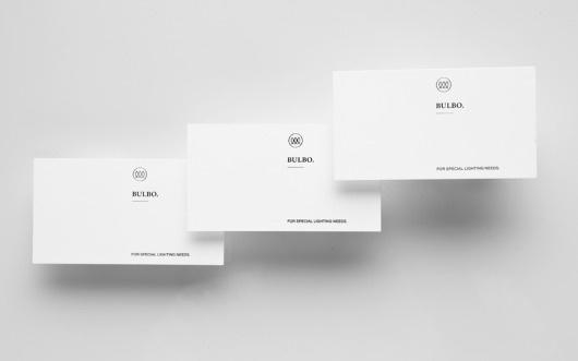 Anagrama | Bulbo #business #card #branding