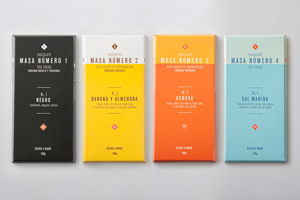 Masa chocolate packaging #packaging #chocolate