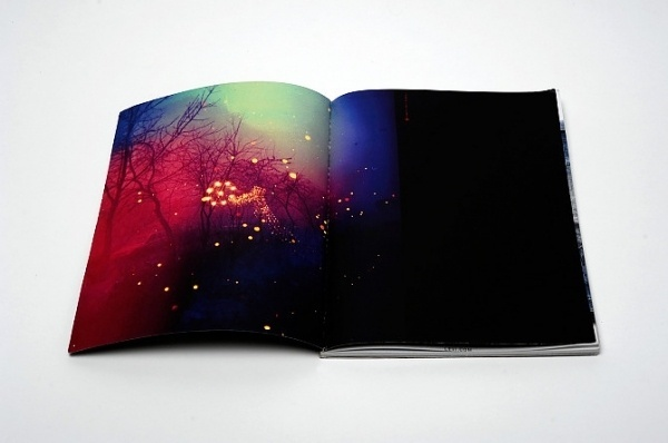 Graphic-ExchanGE - a selection of graphic projects #page #photo #book #bokeh #colorful
