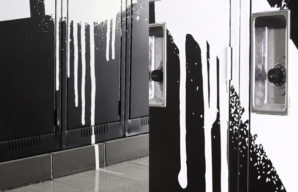 Marshall School - Cody Paulson   Creative Person #paint #splashes #drips