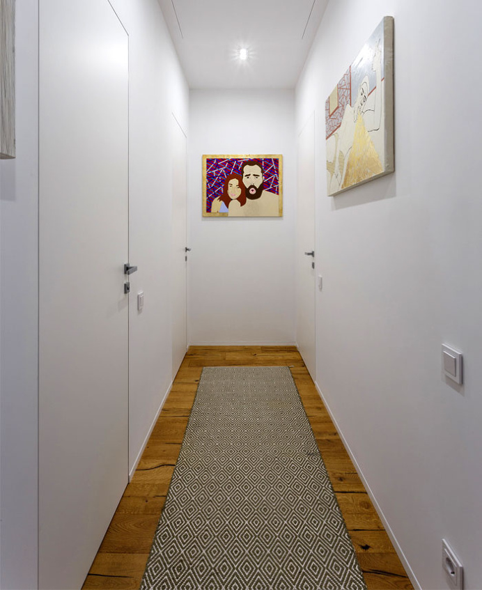 Contemporary Apartment by SVOYA - #decor, #interior, #home