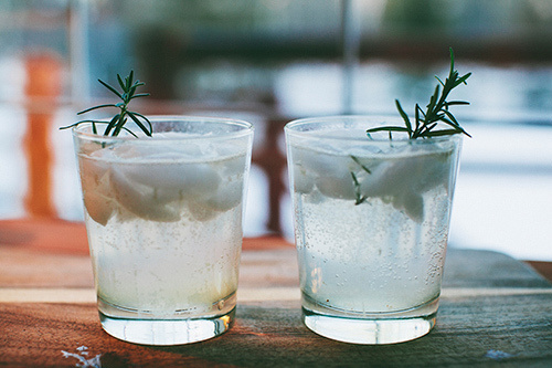 9 #bottle #drink #tonic #gin #ice