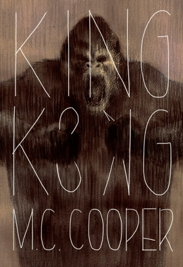 King Kong #cover #illustration #book