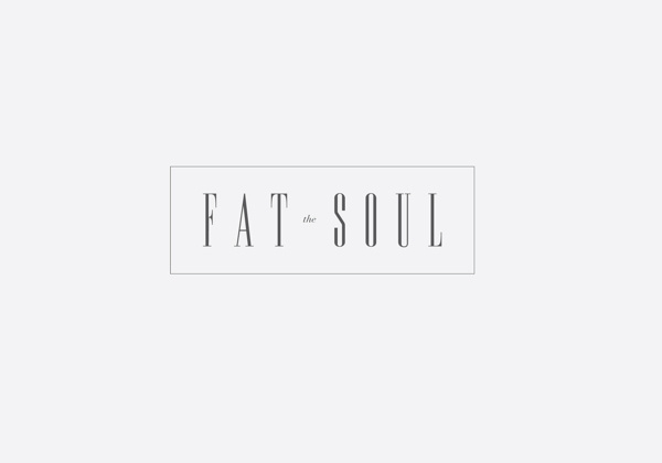 The Fat Soul Logo's #food #restaurant #ristorante #brand #name #logo #soul