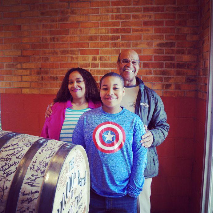 7 Million Barrels Since Prohibition At Buffalo Trace – LouGirl502