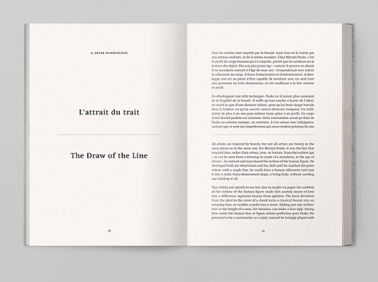 Notter + Vigne #print #editorial