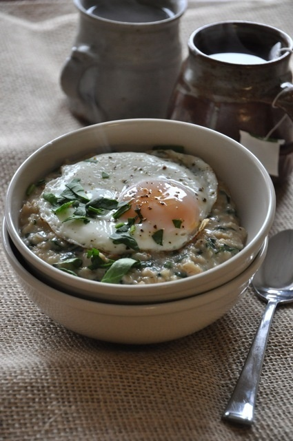 savory oats 6 #egg