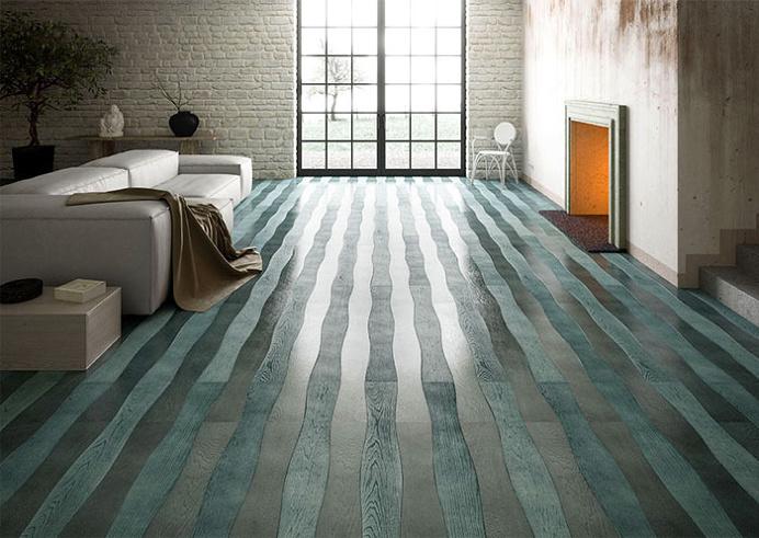 Wave by Cora Parquet - #floor, #wood