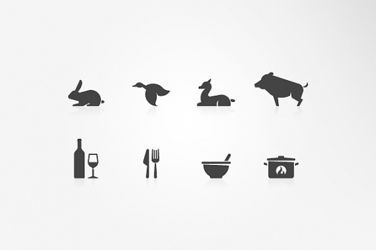 Pictograms & Icons on the Behance Network #icons #pictograms