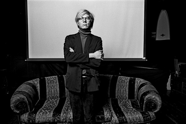 Norman Seeff - Andy Warhol - Photos - Social Photographer's Portfolios #inspiration #photography #portrait