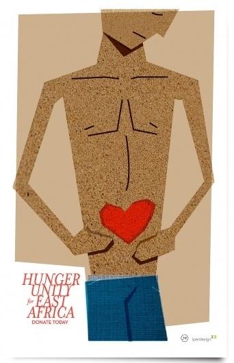 east-africa.jpg 817×1263 pixels #hunger #cause #africa #design #illustration #love
