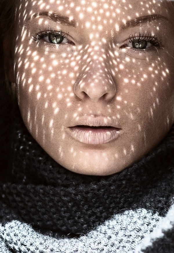 Light and Shadow » DC in Style #eyes #face #head #light