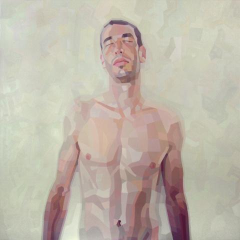 Lui Ferreyra   PICDIT #design #art #painting #portrait