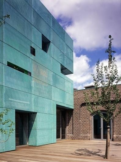 Architecture Photography: Flashback: Sarphatistraat Offices / Steven Holl Architects - Sarphatistraat Offices / Steven Holl Architects (201329) - Arch #architecture