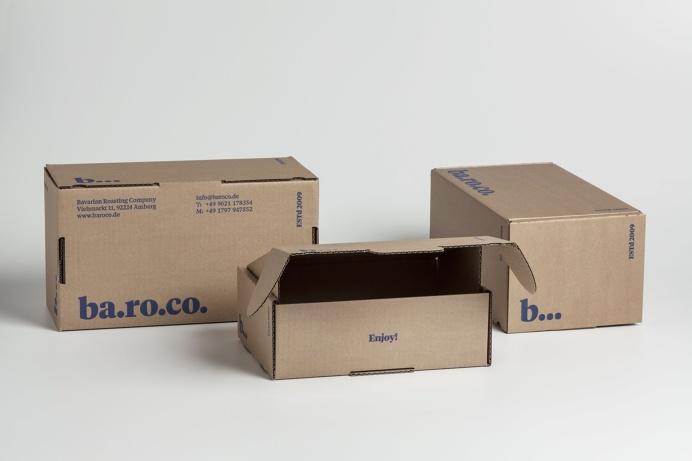 ba.ro.co. — The Dieline - Branding & Packaging Design