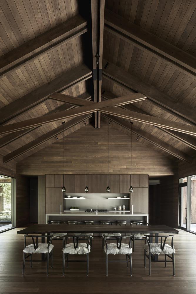 Metrick Cottage and Boathouse / Akb Architects
