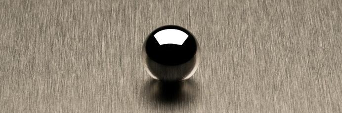 Metales Decorativos - Brite Brushed Sterling - L6441