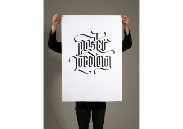 Best Awards - / Il/legible Type #zealand #nz #typography #poster #new