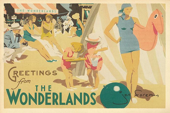 Jon Foreman—The Wonderlands