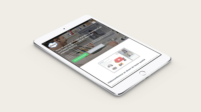 Iboux Website Development