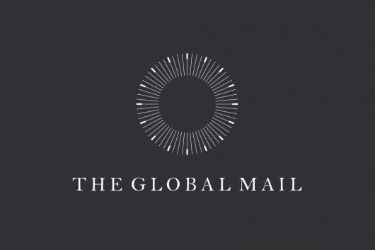 The Global Mail Identity - Aaron Gillett #aaron #global #the #gillett #identity #logo #mail