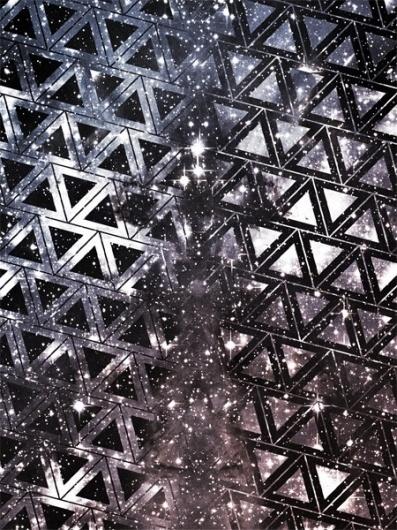 Jacob Huff Portfolio 2011 #stars #patterns #space #triangles