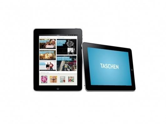 Taschen iPad Mag | David McGillivray