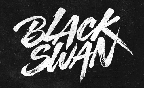 Typeverything.com Black Swan by Luca Barcellona. - Typeverything #lettering