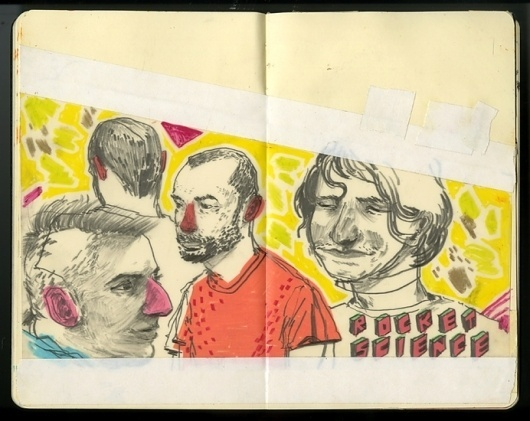 Nick Draws // The Illustration of Nick Iluzada #drawing