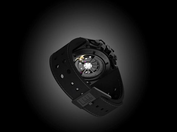 linde werdelin spidospeed black diamond watch 3 #fashion #watch