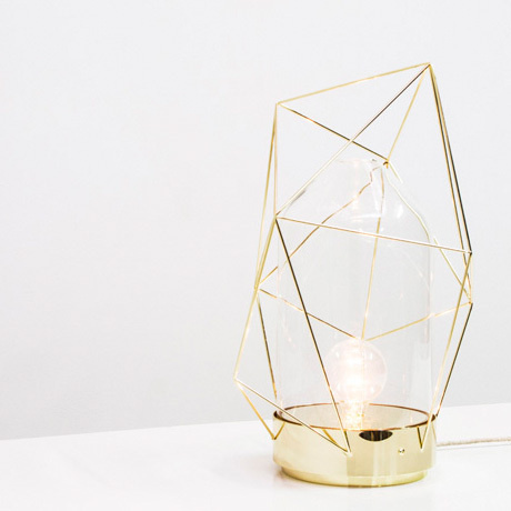 Reverie lamp from Madtastic #cooper #lamp