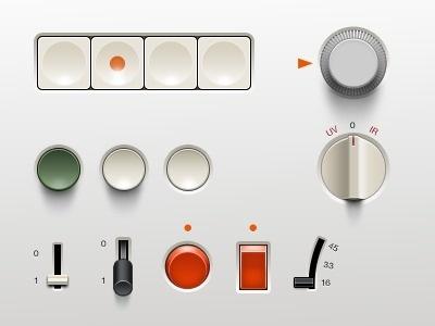 gui buttons #interactive #touch #design #screen #gui