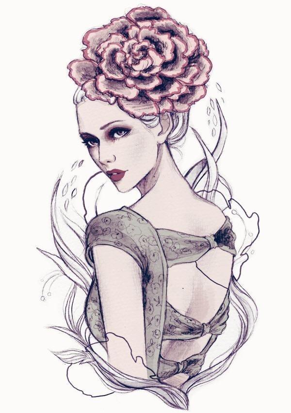 Illustrations by Soleil Ignacio #soleil #illustrations #ignacio