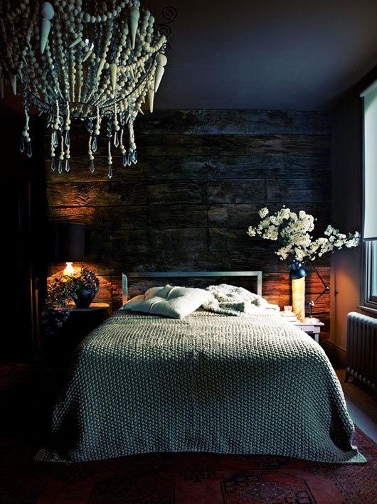 abigail ahern #interior #design #decor #bed #deco #decoration