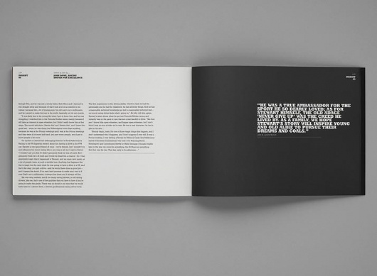Modern Publicity #layout #design #book