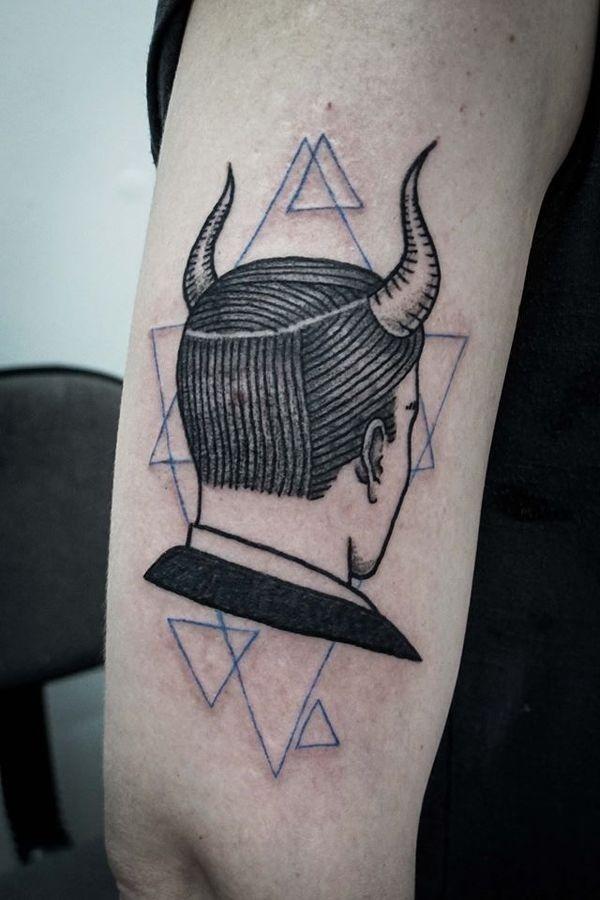 By Thiago Bartels #tattoos