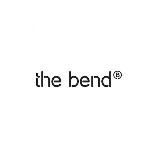 THE BEND on the Behance Network #bend #the #santos #logo #henarejos