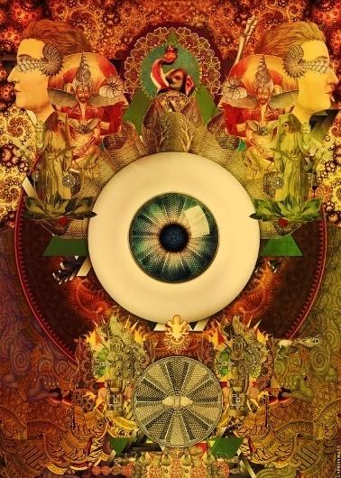 LAPRISAMATA #collage #prisma #prismata