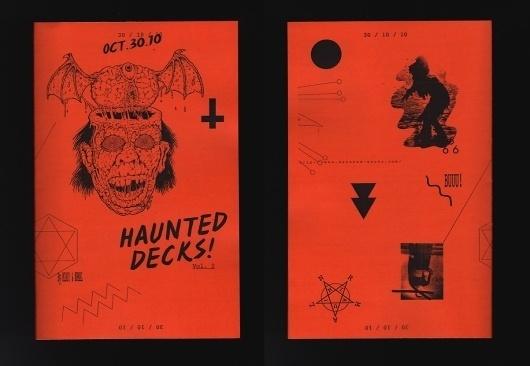 Selected Work : Das.Graphiker / hello[at]dasgraphiker.com #print #hell #red #zine