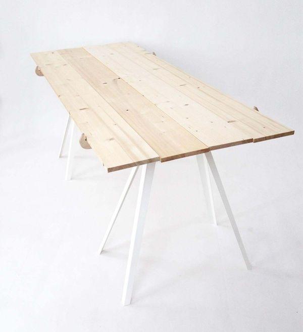 Toro Table #interior #creative #modern #design #furniture #architecture #art #decoration