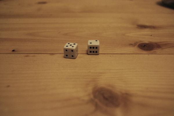 Mathematician She #dice