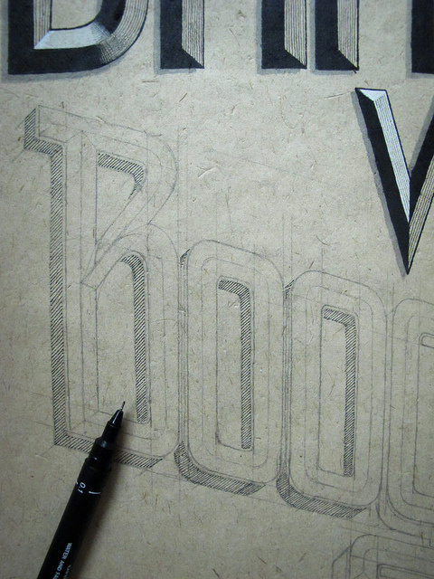 photo #draw #lettering #structure #typography