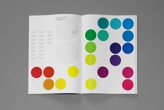 Kurppa Hosk #branding #guide #guidelines #corporate #style