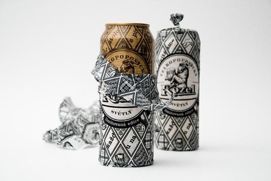 Velkopopovicky Kozel by Yurko Gutsulyak #packaging #design #graphic #inspiration