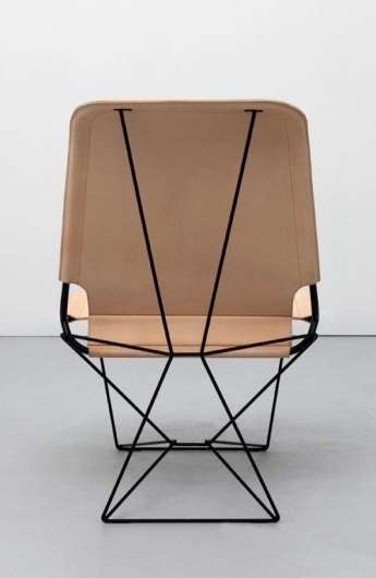 Chauffeuse Marie-Sophie by Pierre Brichet   Daily Icon #chair