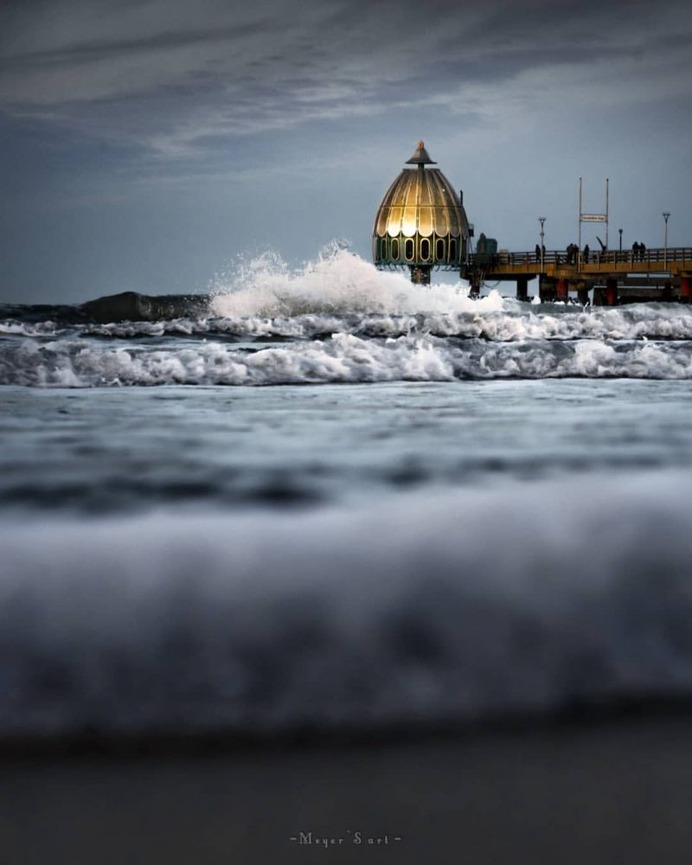 Majestic Seascapes of the Baltic Sea by Mario Meyer