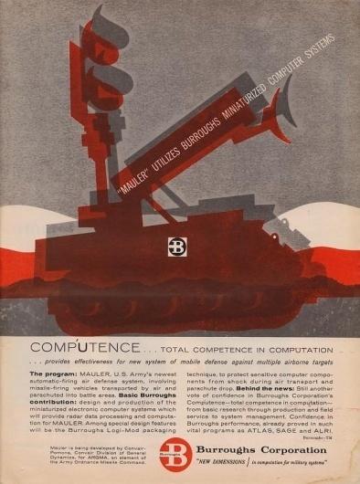3331607901_a14292b8d7_o.jpg 596×800 pixels #print #corporation #poster #burroughs