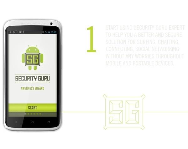 Security Guru on Behance #design #interface #ui #mobile #gui
